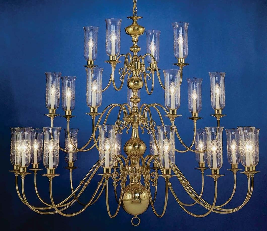 colonial c preservation revival antique station lit chandelier